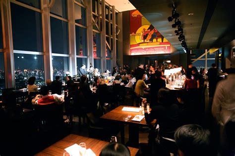 12 Best Rooftop Bars for a Romantic Date in Tokyo