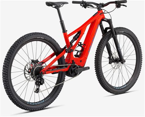 Turbo Levo Comp Rocket Red / Storm Grey - Moving Store
