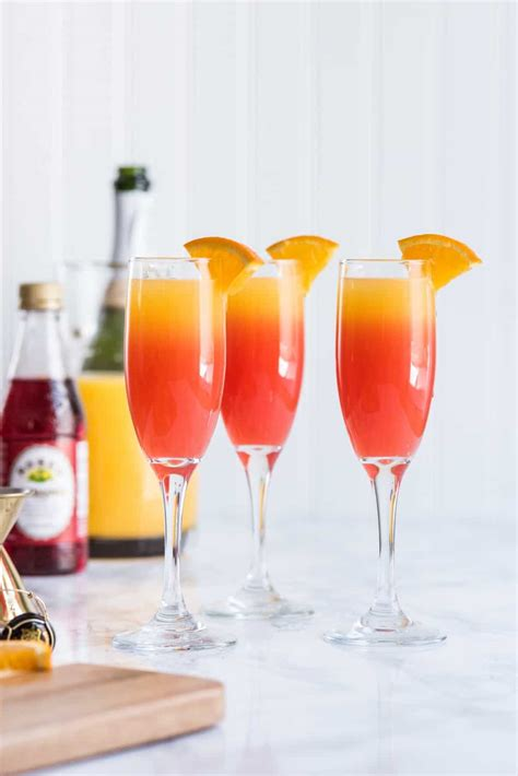 15 Mimosa Recipes To Take Your Brunch To The Next Level