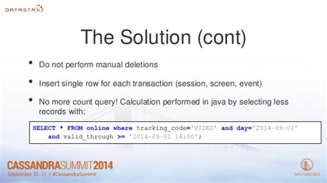 Cassandra Summit 2014: Turkcell Curio, Real-Time Targeted