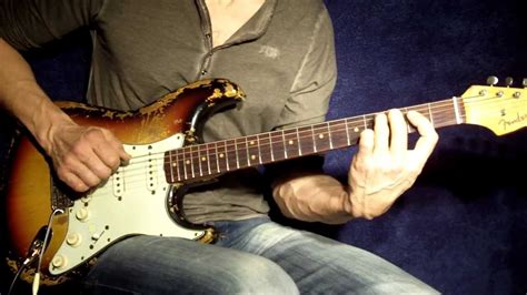 As an old Fender Stratocaster can sound- the debate is
