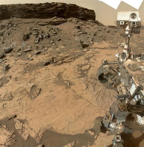 Discovery of boron on Mars adds to evidence for