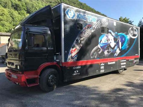 CAMION AMENAGER COMPETITION CARTE GRIS