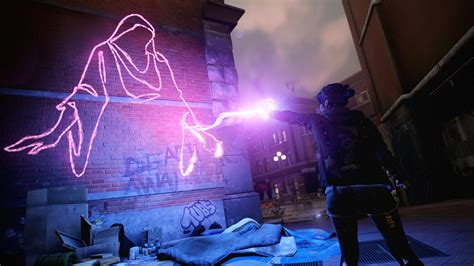 Infamous: First Light review: neon gas | Shacknews