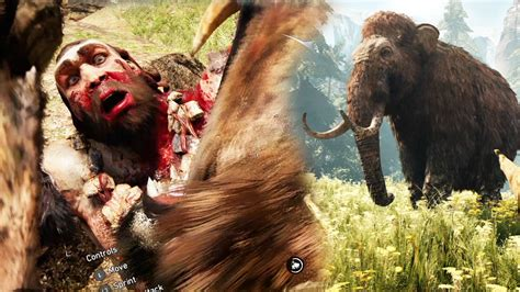Far Cry Primal - All ridable beasts video - CNET