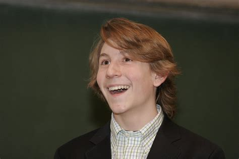 This is what Dewey from Malcolm in the Middle looks like