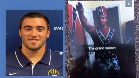 Pace University football captain in hot water over Nazi
