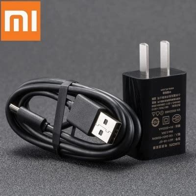 Original Mi Wall Charger Micro USB 5V 2A Travel Chargers