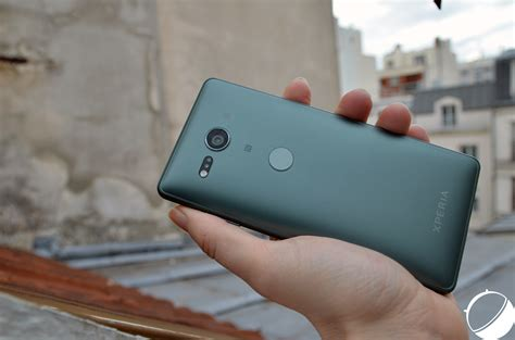 Test Sony Xperia XZ2 Compact : notre avis complet