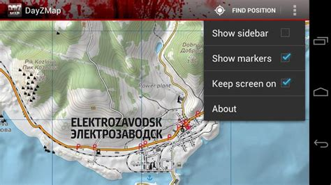 DayZ Map for Android - APK Download
