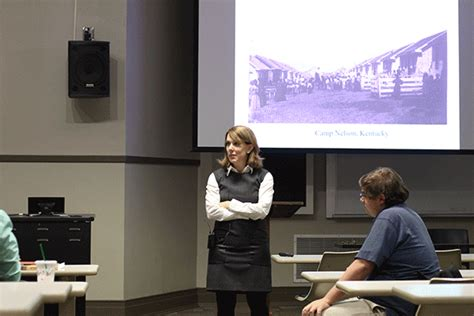 Amy Murrell Taylor Visits Campus – Department of History
