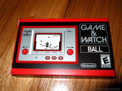 Nintendo Game & Watch @ Video Game Obsession (c) 1996