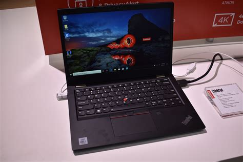 Lenovo ThinkPad L13: Redesign with business focus