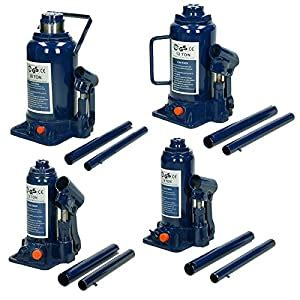 ECD-Germany Cric hydraulique Bouteille
