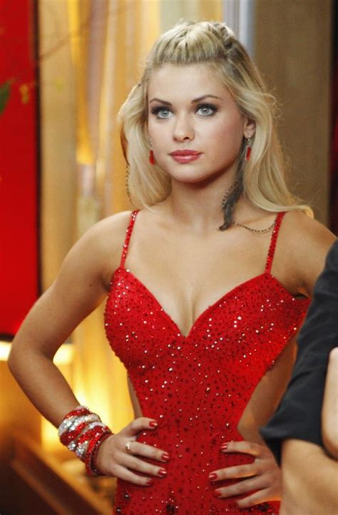 Strictly Come Dancing pro Oksana Dmytrenko to set pulses