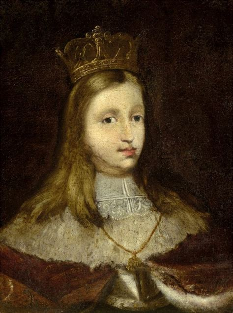 Familles Royales d'Europe - Charles II, roi d'Espagne